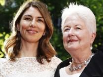 Sofia Coppola mit Mutter Eleanor Coppola bei der Premiere von Die Verf¸hrten The Beguiled auf dem