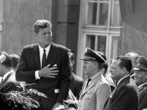 John F. Kennedy in Berlin