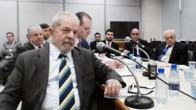 Luiz Inácio Lula da Silva Schmiergeld-Prozess