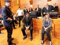 Mordkomplott aus Liebe? Prozess in Innsbruck begonnen