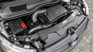 Mercedes Vito mit Dieselmotor OM 651