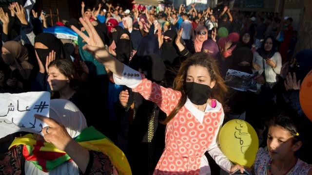 Arabischer Frühling Proteste