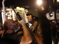 Putschversuch in der Türkei