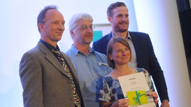 TuS Geretsried Talentiade-Preis für Ann-Kathrin Spöri