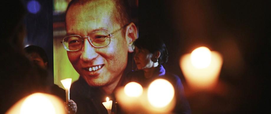 Friedensnobelpreisträger Liu Xiaobo