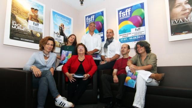 PK zum fsff; Fünfseenfilmfestival 2017