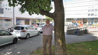 Otkerstraße Unterführung Dieter Hügenell Obergiesing