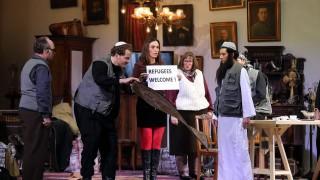 Philipp Meierhöfer als Bartolo Denis Milo als Fiorello Nicole Chevalier als Rosina Julia Gi