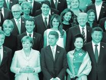 *** BESTPIX *** G20 Nations Hold Hamburg Summit