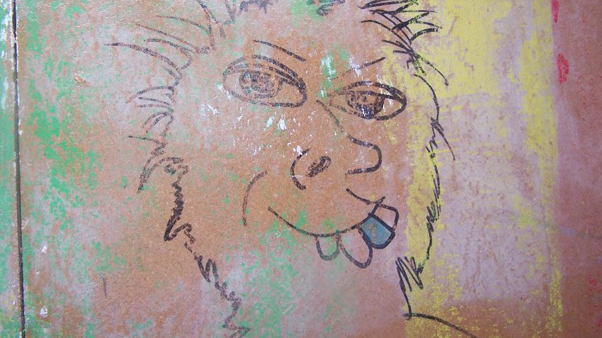 Sex-Pistols-Graffiti; Sex Pistols Drawing