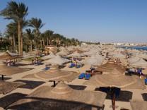 Hurghada Ägypten Strand Pauschalreise Pauschalurlaub