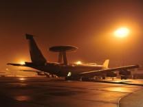 Awacs-Aufklärungsflugzeug