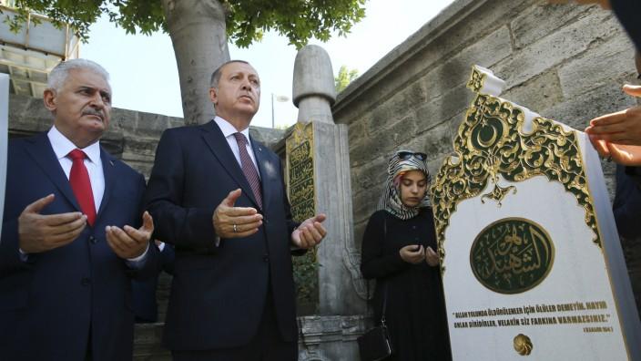 Ein Jahr nach dem Putschversuch in der Türkei
