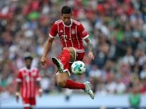 15 07 2017 1 Fussball Bundesliga 2017 2018 Telekom Cup 2017 im Borussiapark Mönchengladbach Fina; james
