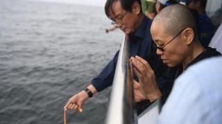 Menschenrechte Merkel in China