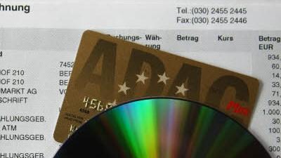 Diebstahl von Kreditkartendaten