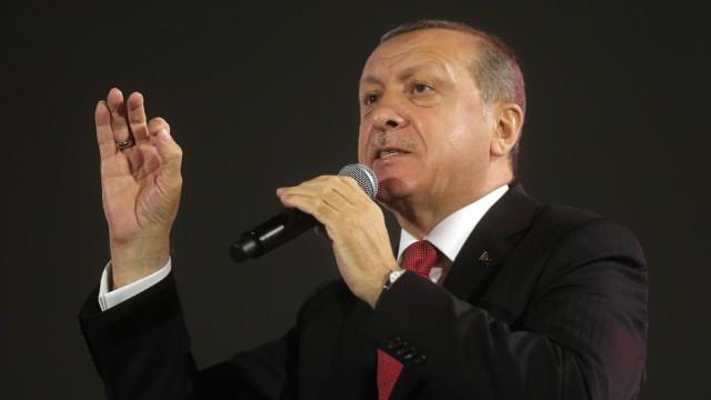Jahrestag: Putschversuch in der Türkei