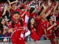 FC Bayern München Fans in China