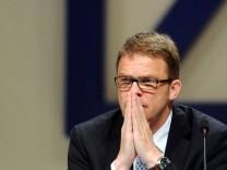 Deutsche Bank AG Hauptversammlung Christian Sewing Vorstand Deutsche Bank AG anläßlich der or