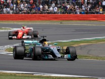 2017 British Grand Prix - Race Day - Silverstone Circuit