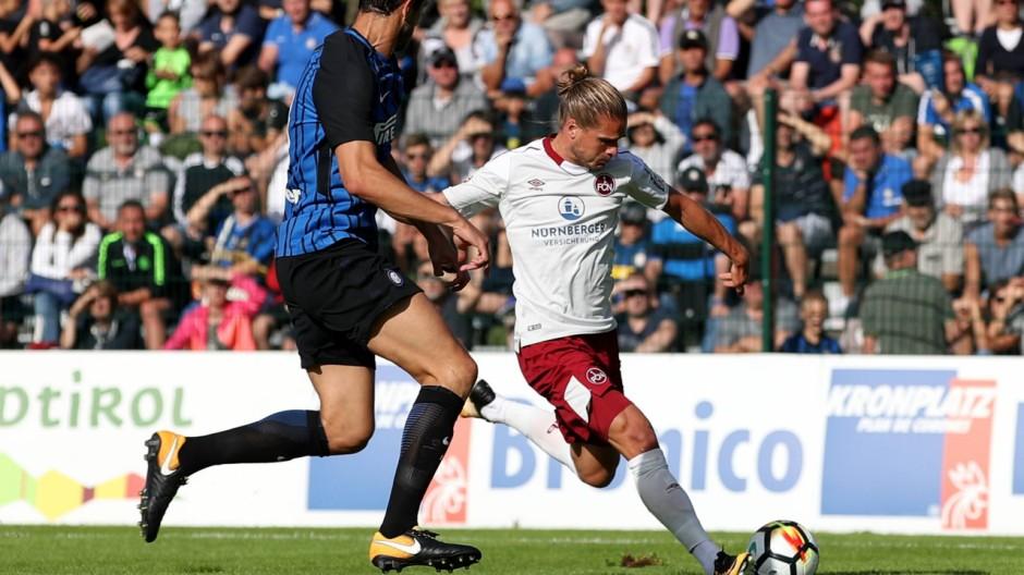 15 07 2017 Fussball Saison 2017 2018 Testspiel Freundschaftsspiel F C Internazionale Milan
