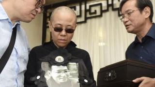Liu Xia Witwe Liu Xiaobos