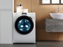 Weg von der weißen Kiste - NeuesDesign für Waschmaschine und Co