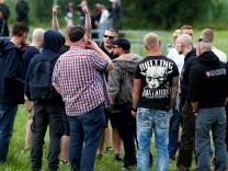Neonazi-Konzert in Thüringen