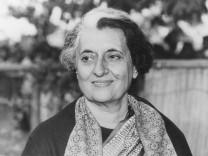 Indira Gandhi, 1980