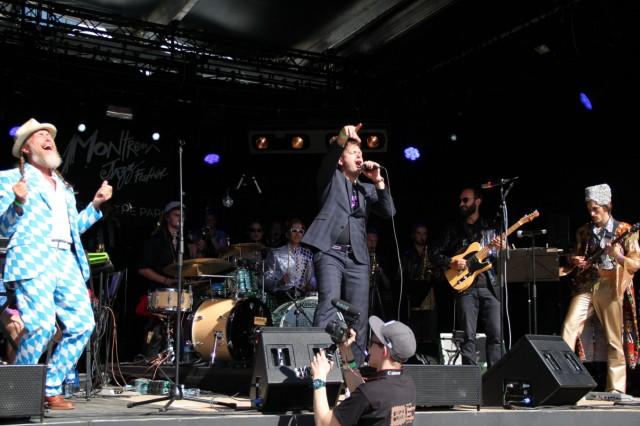 Montreux Jazz Festival Bigband Dachau Schweiz