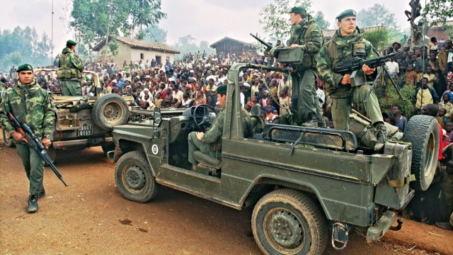 Völkermord in Ruanda Völkermord in Ruanda