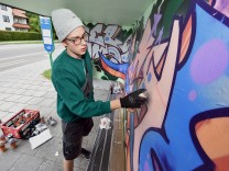 Graffiti Eichenau