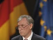 Bundespräsident Horst Köhler, Leipziger Montagsdemonstration, Foto: Reuters