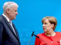 CDU und CSU stellen Wahlprogramm vor