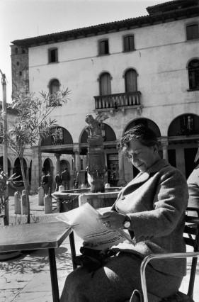 Freya In Italy