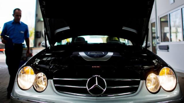 Rückruf Bei Daimler Was Diesel Fahrer Wissen Müssen Auto Mobil