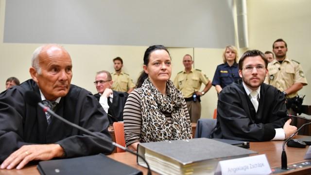 Pleas Begin In Marathon NSU Murder Trial