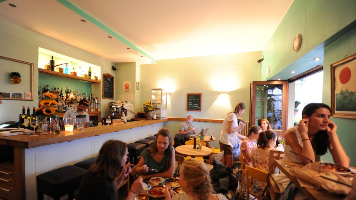 Essen In Haidhausen Israelisches Restaurant Nana Munchen