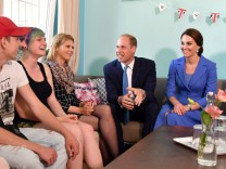 Prince William, the Duke of Cambridge, his wife Catherine, The Duchess of Cambridge visit Berlin