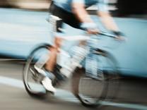 Radrennen Symbolbild