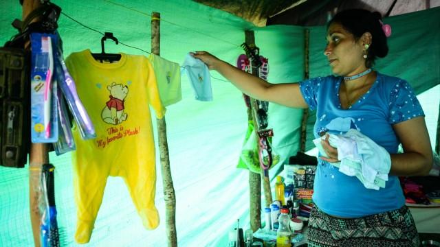 Schwangerschaft Kolumbien