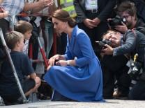 Prinz William und Herzogin Catherine besuchen Berlin