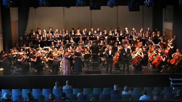 Beethoven-Konzert in der Schloßberghalle