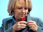 Hannelore Kraft, dpa
