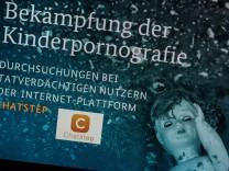 Bundesweit Durchsuchungen wegen Kinderpornos