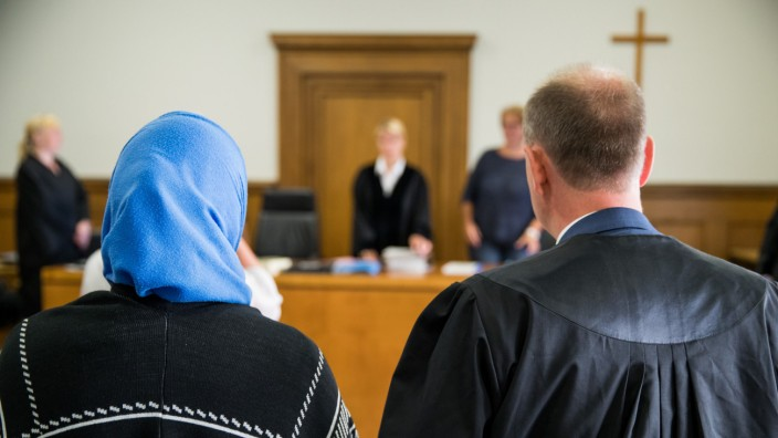 Prozess gegen Mutter wegen Kindesentziehung