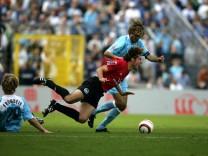 Fussball 2 Bundesliga  TSV 1860 Muenchen - Wacker Burghausen