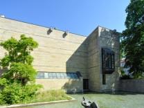 Neue Pinakothek in München, 2013