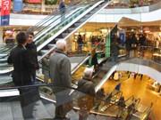 Einkaufen, Warenhaus, dpa