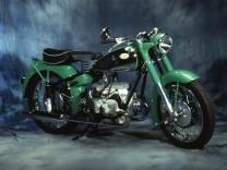 Motorrad von Zündapp